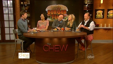 Chat N\' Chew: Burger Time