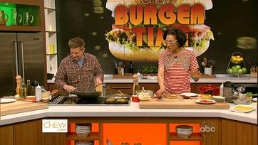 Richard Blais and Carla\'s Burger Duel - Part 2