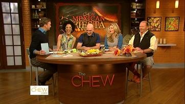 Chat N\' Chew: Mexican Fiesta!