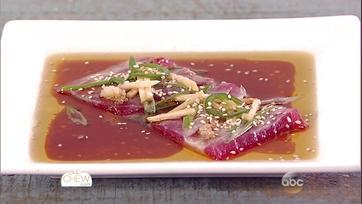 """""""New Style"""" Sashimi Recipe"""