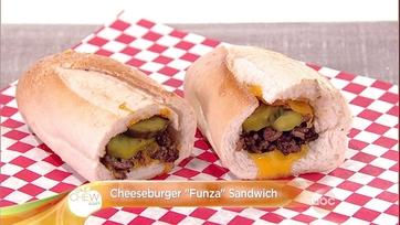 Cheeseburger Funza Recipe by Clinton Kelly