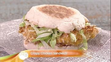 Crispy Chicken Sandwiches: Part 1