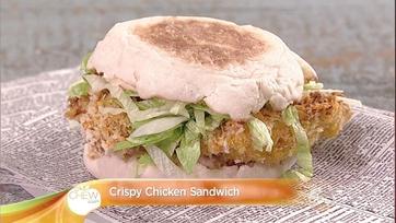Crispy Chicken Sandwiches: Part 2