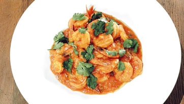 Brazilian Shrimp Stew Recipe: Part 2