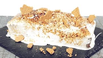 Chocolate S\'mores Pound Cake Recipe: Part 1