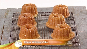 Honey Whiskey Cake Recipe: Part 1