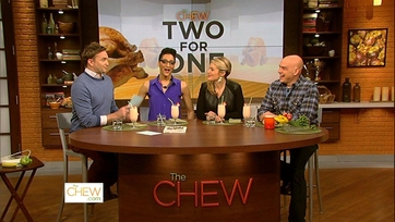 Chat N\' Chew: Two For One