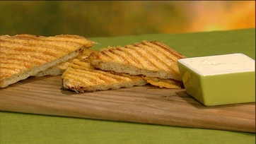 Michael\'s Crispy Grilled Cheese