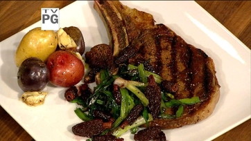 Dish of the Day: Mario\'s Grilled Ribeye: Part 1