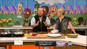Dish of the Day: Mario\'s Grilled Ribeye: Part 2