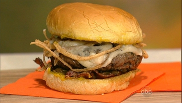 Michael\'s French Onion Burger - Part 1