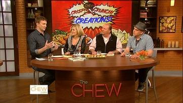 Chat N\' Chew: Crispy, Crunchy Creations!