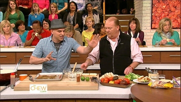 Dish of the Day: Michael\'s PLT Sandwiches - Part 2
