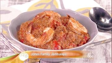 Jones Family Jambalaya Recipe: Part 1