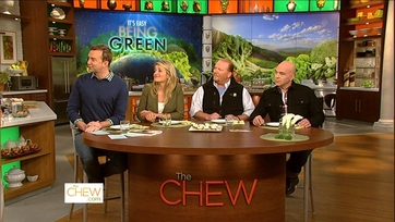 Chat N\' Chew: It\'s Easy Being Green