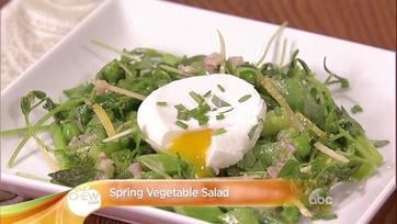 Spring Vegetable Salad Recipe: Part 2