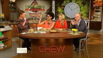 Chat N\' Chew: Time Saving Suppers