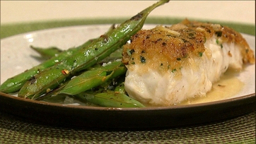 Dish of the Day: Michael\'s 5 in 5 Halibut