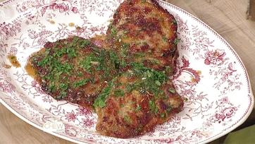 Pork Saltimbocca Recipe: Part 2