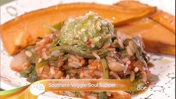 Southern Veggie Soul Supper