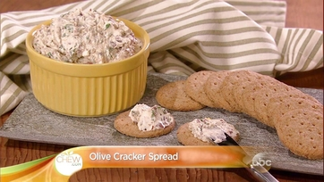 Olive Cracker Spread
