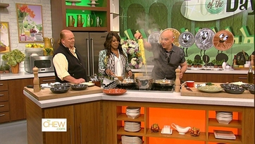 Dish of The Day: Niecy Nash Gets Cooking - Part 2