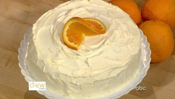 Carla\'s Triple Orange Cake - Part 1
