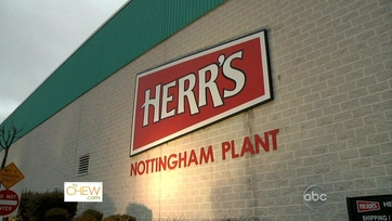 A Visit to Herr\'s Potato Chip Factory