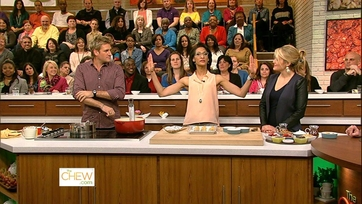 Curtis Stone Heats Up The Kitchen - Part 2