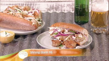 Shrimp Banh Mi: Part 2