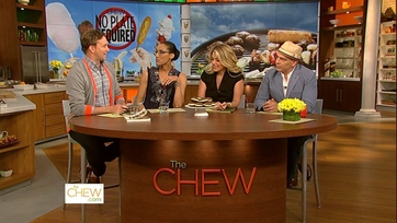 Chat N\' Chew: No Plate Required