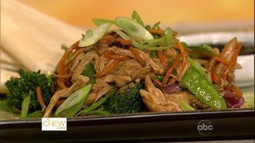 Moo Shu Chicken: Part 1