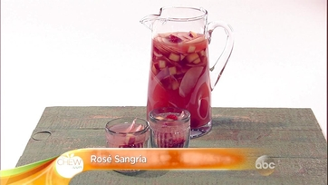 Rose Sangria