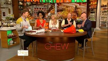 Chat N\' Chew: Big Bold BBQ!