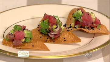 Dish of The Day: Wayne Brady Gets Cooking