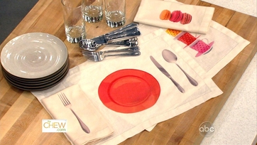 Ink Jet Transfer Table Settings: Part 1