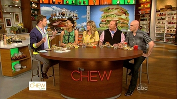 Chat N\' Chew: Mile High Sandwiches