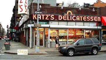Mario\'s Trip to Katz\'s Deli