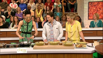 Peter Facinelli Gets Cooking - Part 2