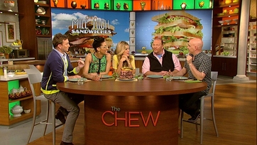 Last Bites: The Chew\'s GH Debut
