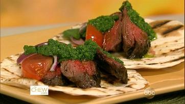 Michael Lomonaco\'s Beef Tortillas - Part 1