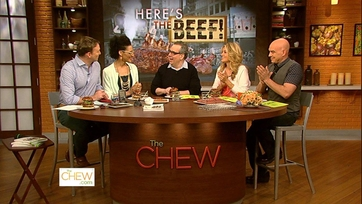 Chat N\' Chew: Here\'s The Beef!