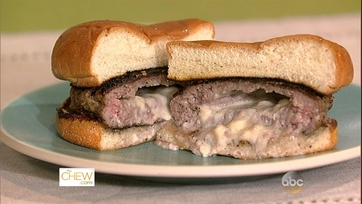 Dish of The Day: The Batali\'s Stacked Burger - Pt1