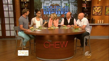 Chat N\' Chew: Double Decker Dishes