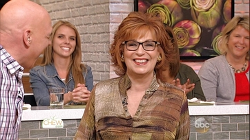 Joy Behar Officiated Her First Wedding