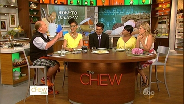 Chat N\' Chew: How-To Tuesday