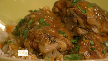 Dish of the Day: Laila Ali Gets Cooking - Part 1