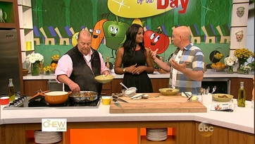 Dish of the Day: Laila Ali Gets Cooking - Part 2