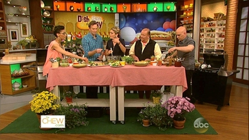 Dish of the Day: The Chew\'s Summer Menu - 2