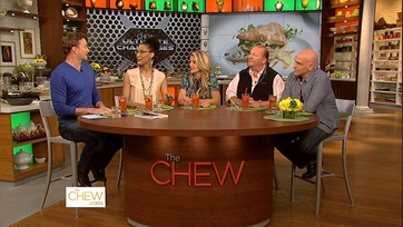 Chat N\' Chew: The Chew\'s Ultimate Challenges
